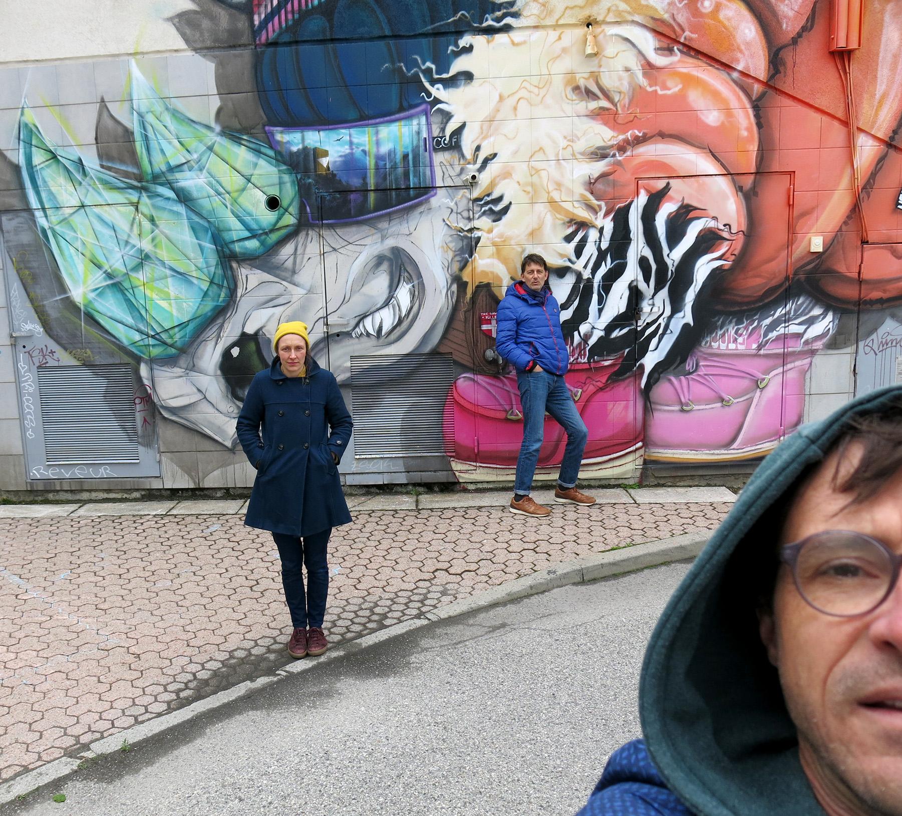 """""""Entre les lignes"""": un projet artistique pour et avec les habitants"""